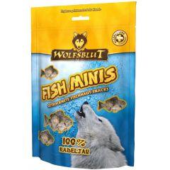 Wolfsblut - Kausnack - Fish Minis Kabeljau (getreidefrei)