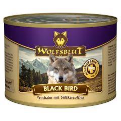 Wolfsblut - Nassfutter - Black Bird 6 x 200g (getreidefrei)