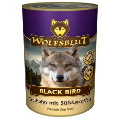 Wolfsblut - Nassfutter - Black Bird 6 x 395g (getreidefrei)