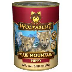 Wolfsblut - Nassfutter - Blue Mountain Puppy (getreidefrei)