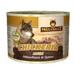 Wolfsblut - Nassfutter - Chickeria Adult mit Hühnerfleisch & Quinoa (getreidefrei)
