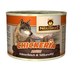 Wolfsblut - Nassfutter - Chickeria Adult mit Hühnerfleisch & Süßkartoffel (getreidefrei)