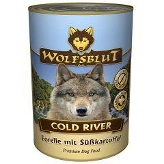 Wolfsblut - Nassfutter - Cold River (getreidefrei)