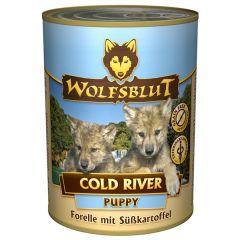 Wolfsblut - Nassfutter - Cold River Puppy (getreidefrei)