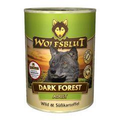 Wolfsblut - Nassfutter - Dark Forest Adult (getreidefrei)