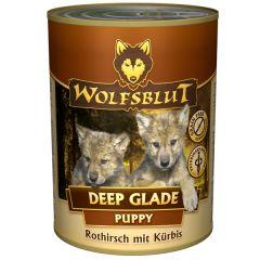 Wolfsblut - Nassfutter - Deep Glade Puppy 6 x 395g (getreidefrei)