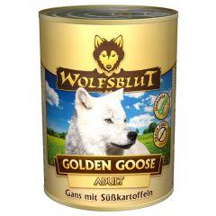 Wolfsblut - Nassfutter - Golden Goose Adult 6 x 395g (getreidefrei)