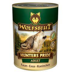 Wolfsblut - Nassfutter - Hunters Pride Adult 6 x 800g (getreidefrei)