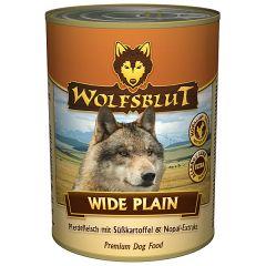 Wolfsblut - Nassfutter - Wide Plain 6 x 395g (getreidefrei)