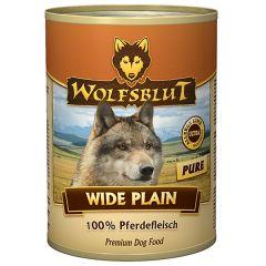 Wolfsblut - Nassfutter - Wide Plain Pure 6 x 395g (getreidefrei)