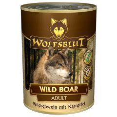 Wolfsblut - Nassfutter - Wild Boar Adult (getreidefrei)