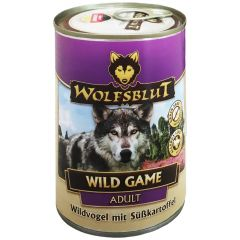 Wolfsblut - Nassfutter - Wild Game (getreidefrei)