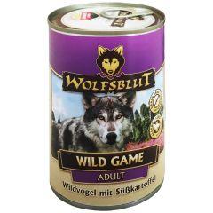 Wolfsblut - Nassfutter - Wild Game 6 x 200g (getreidefrei)
