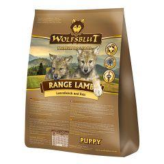 Wolfsblut - Trockenfutter - Range Lamb Puppy