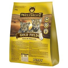 Wolfsblut - Trockenfutter - Gold Fields Puppy (getreidefrei)