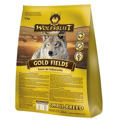 Wolfsblut - Trockenfutter - Gold Fields Small Breed (getreidefrei)