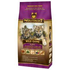 Wolfsblut - Trockenfutter - Wild Game Puppy (getreidefrei)