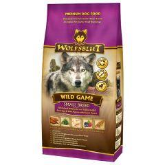 Wolfsblut - Trockenfutter - Wild Game Small Breed (getreidefrei)
