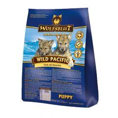 Wolfsblut - Trockenfutter - Wild Pacific Puppy (getreidefrei)