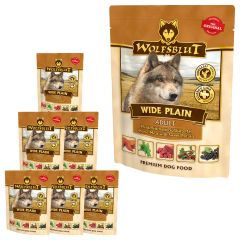 Wolfsblut - Nassfutter - Wide Plain Pouches (getreidefrei)
