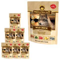 Wolfsblut - Nassfutter - Wild Duck Pouches (getreidefrei)