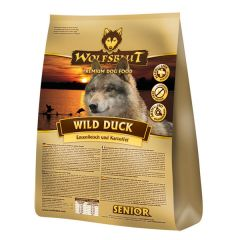 Wolfsblut - Trockenfutter - Wild Duck Senior (getreidefrei)