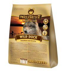 Wolfsblut - Trockenfutter - Wild Duck Small Breed (getreidefrei)