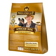 Wolfsblut - Trockenfutter - African Dog Small Breed (getreidefrei)
