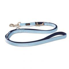 Wolters - Führleine - Professional Comfort sky blue/marine