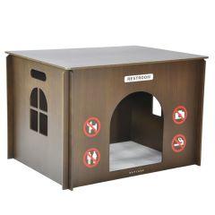 Wolters - Hunde- und Katzenzubehör - Replus Secret Service Heimtier-WC tabac