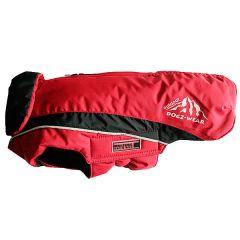 Wolters - Hundebekleidung - Skijacke Dogzwear rot/schwarz