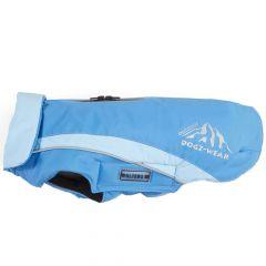 Wolters - Hundebekleidung - Skijacke Dogzwear riverside blue/sky blue