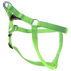 Wolters - Hundegeschirr - Basic One Touch lime