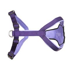 Wolters - Hundegeschirr - Professional Comfort Brombeer/Lavendel