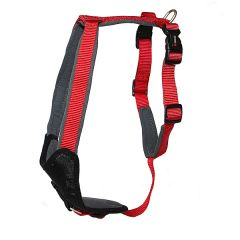 Wolters - Hundegeschirr - Professional Comfort Cayenne/Grau 35-40 cm