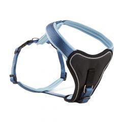 Wolters - Hundegeschirr - Professional Comfort riverside blue/sky blue