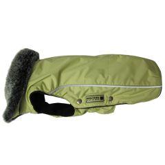 Wolters - Hundebekleidung - Winterjacke Amundsen limone