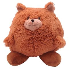 Wolters - Hundespielzeug - Plüschball Bär
