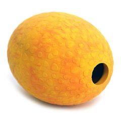 Wolters - Hundespielzeug - Straußen-Ei mango