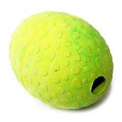 Wolters - Hundespielzeug - Straußen-Ei mint 8 x 6cm