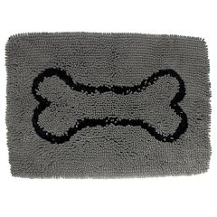 Wolters - Hundezubehör - Dog Gone Smart Dirty Dog Doormat grau