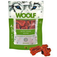 Woolf - Hundesnack - Mini Knochen mit Lamm (getreidefrei)