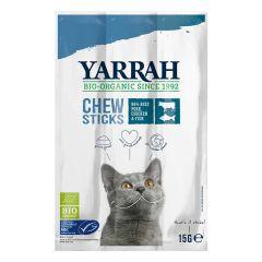 Yarrah - Kausnack - Bio Kausticks mit Rind, Schwein, Huhn & Fisch