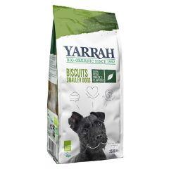 Yarrah - Hundesnack - Bio Vega Biscuits smaller dogs vegetarisch / vegan