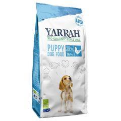 Yarrah - Trockenfutter - Bio Huhn für Welpen
