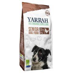Yarrah - Trockenfutter - Bio Huhn Senior
