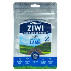 Ziwi - Kausnack - Good Dog Rewards Air Dried Lamb (getreidefrei)