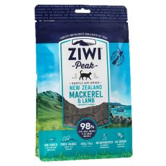 Ziwi Peak - Trockenfutter - Air Dried Cat Food Mackerel and Lamb 400g (getreidefrei)