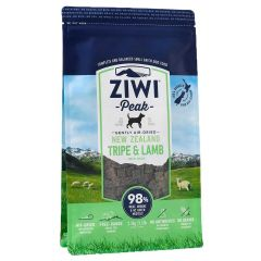Ziwi Peak - Trockenfutter - Air Dried Dog Food Tripe and Lamb (getreidefrei)