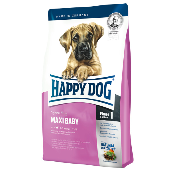 Happy Dog - Trockenfutter - Supreme Young Maxi Baby 300g